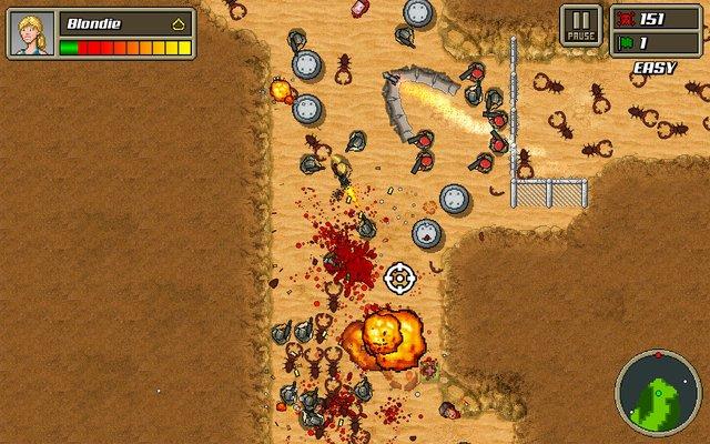 games similar to Kick Ass Commandos