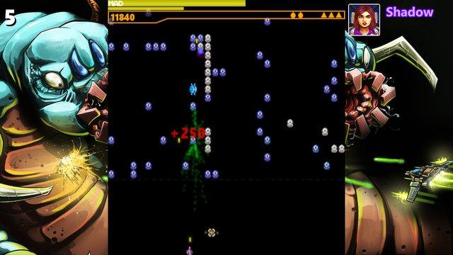 games similar to Bad Caterpillar