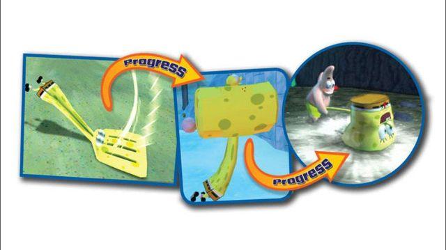 games similar to SpongeBob: Truth Sq.