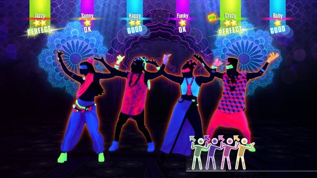 games similar to Just Dance 2017