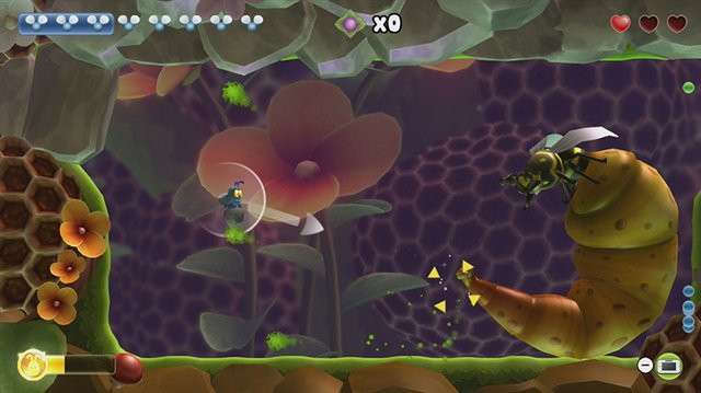games similar to Shiny The Firefly