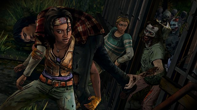 games similar to The Walking Dead: Michonne   Episode 2: Give No Shelter