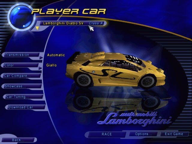 games similar to Need for Speed 3: Hot Pursuit