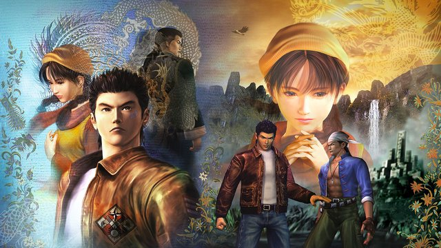 games similar to Shenmue I & II