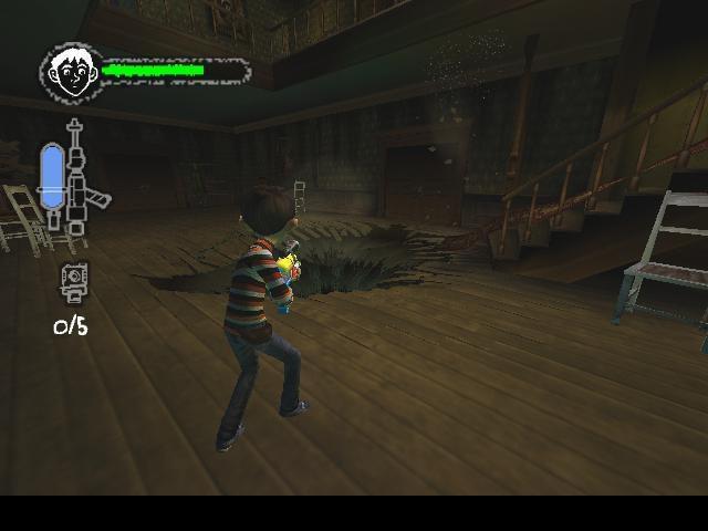games similar to Monster House