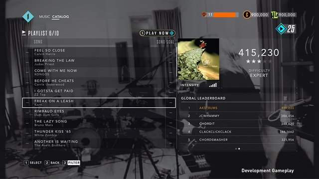 games similar to Guitar Hero Live