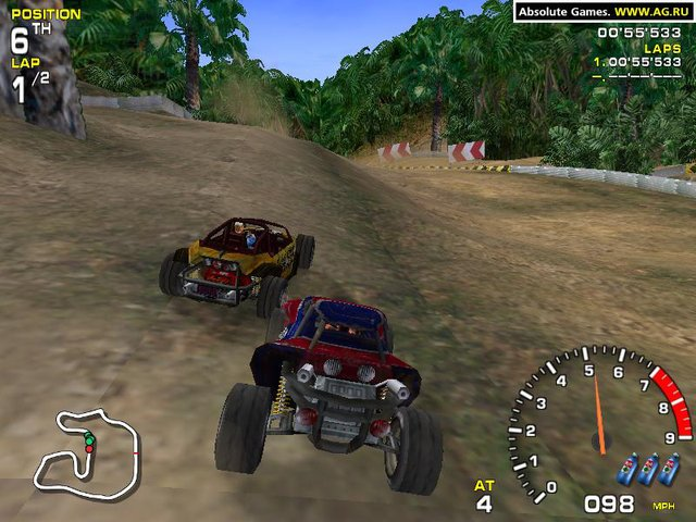 games similar to Off Road Redneck Racing