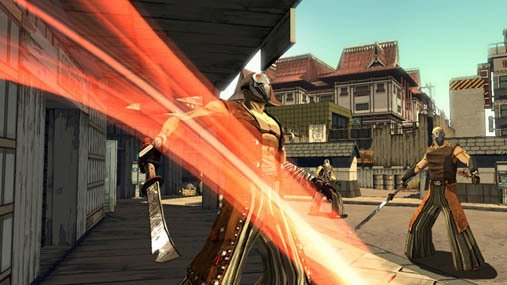 games similar to Red Steel 2