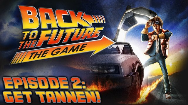 games similar to Back to the Future: Ep 2   Get Tannen!