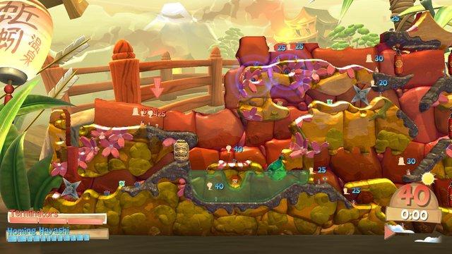 games similar to Worms Clan Wars