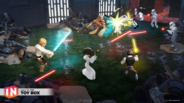 games similar to Disney Infinity 3.0: Gold Edition
