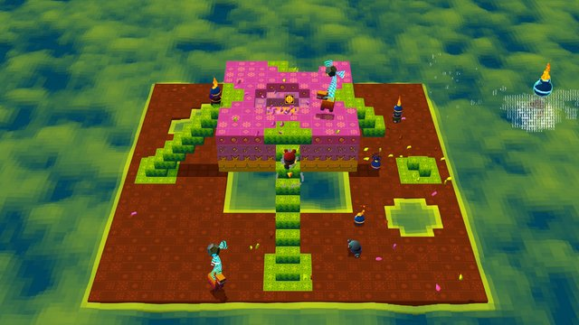 games similar to Bombernauts
