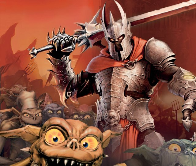 games similar to Overlord