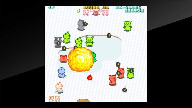 games similar to Arcade Archives Buta san
