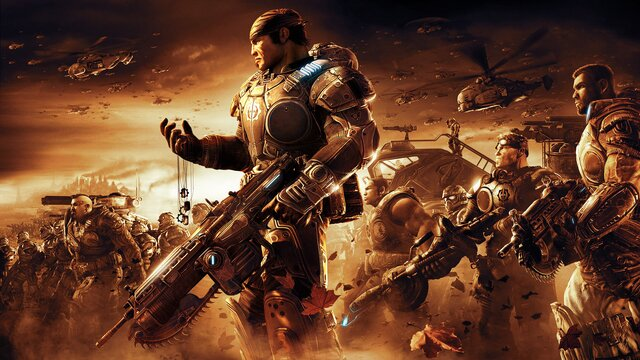 games similar to Gears of War 2