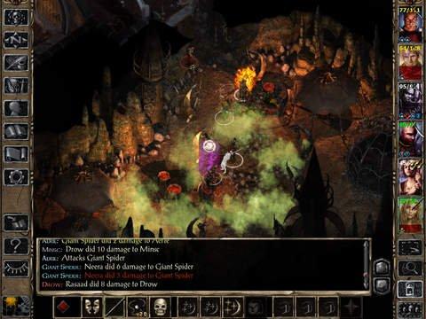 games similar to Baldur's Gate II: Enhanced Edition