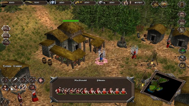 games similar to Highland Warriors