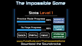 games similar to The Impossible Game