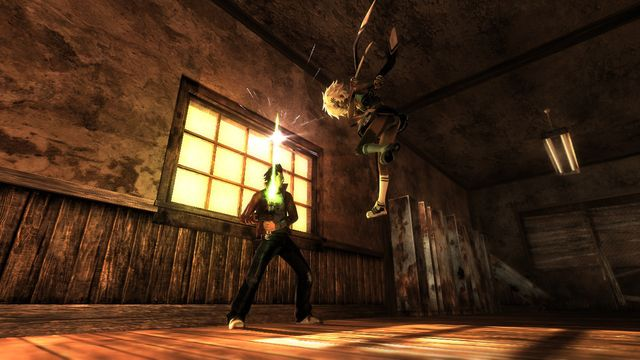 games similar to No More Heroes