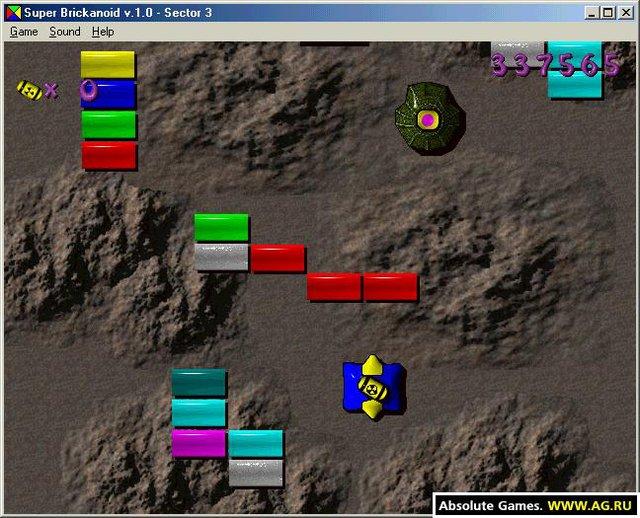 games similar to Super Brickanoid