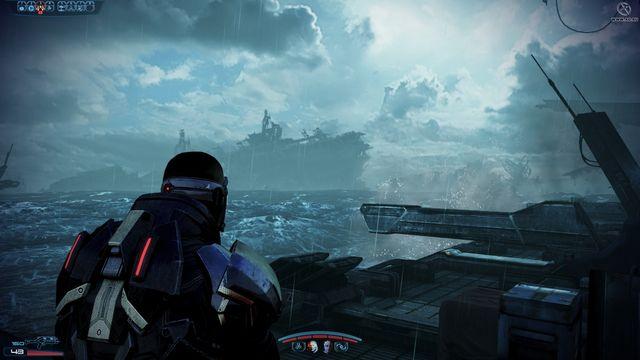 games similar to Mass Effect 3: Leviathan