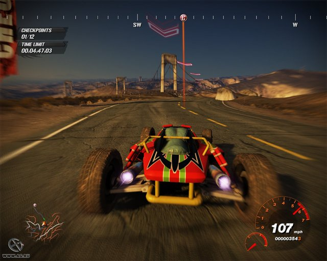 games similar to FUEL (2009)