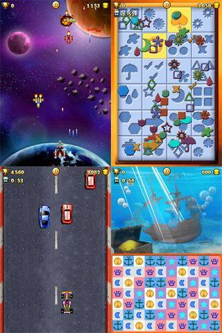 games similar to 101 in 1 Games !