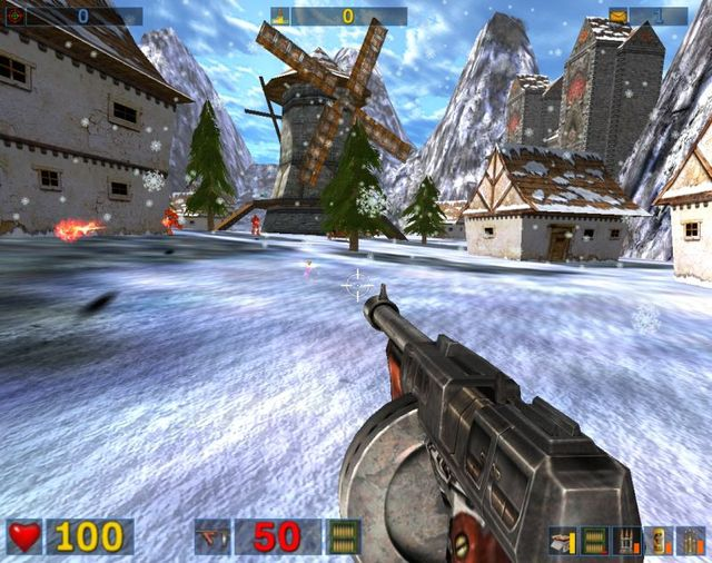 games similar to Serious Sam: The Second Encounter