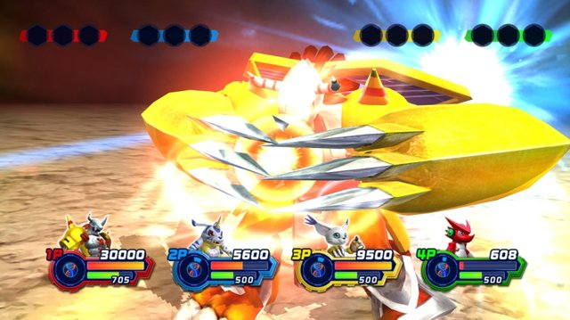 games similar to Digimon All Star Rumble