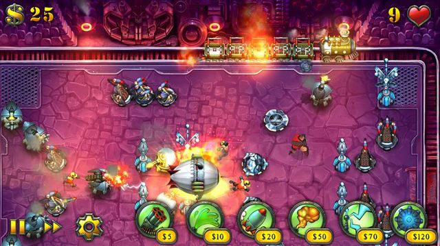 games similar to Fieldrunners