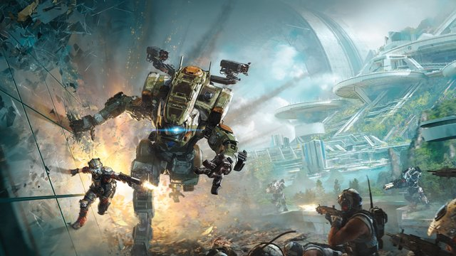 games similar to Titanfall 2
