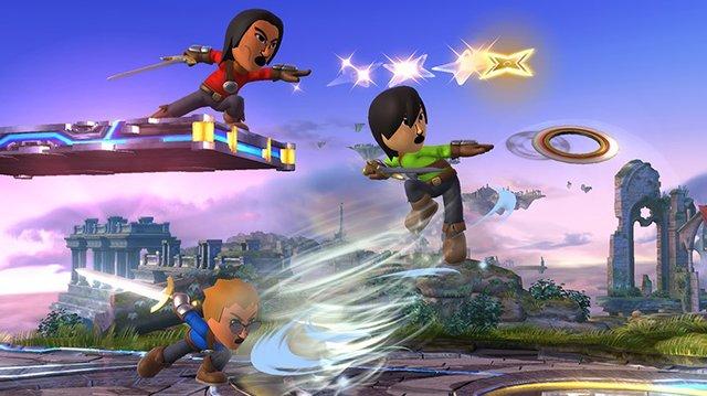 games similar to Super Smash Bros.