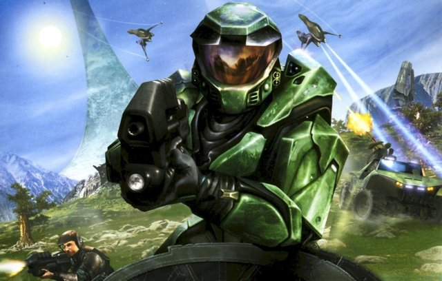 games similar to Halo: Combat Evolved