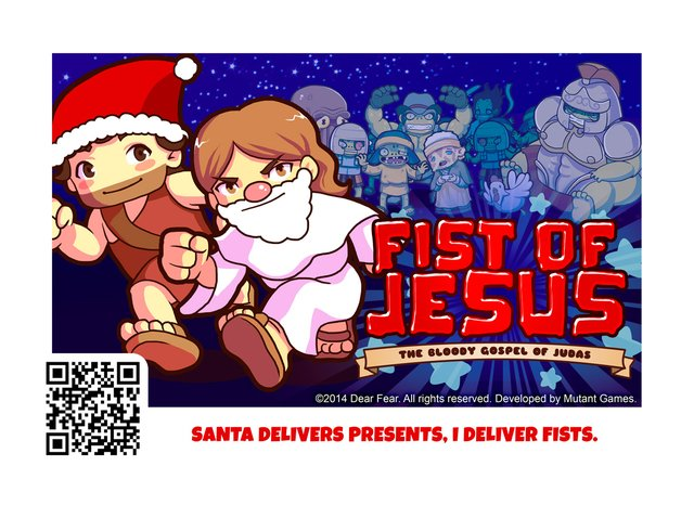 games similar to Fist of Jesus