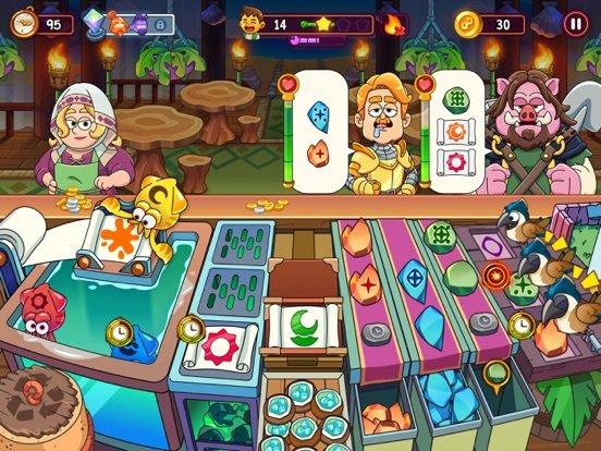games similar to Potion Punch 2