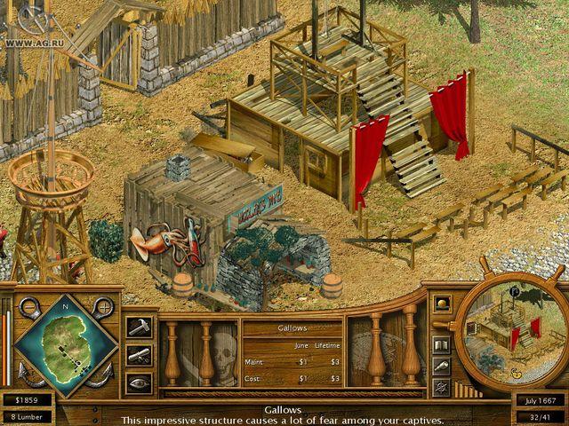 games similar to Tropico 2: Pirate Cove