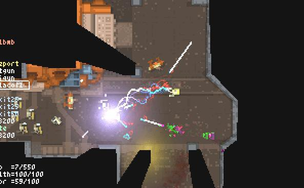 games similar to Teleglitch