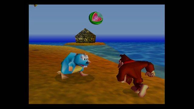 games similar to Donkey Kong 64
