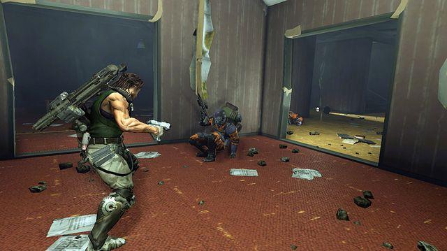games similar to Bionic Commando