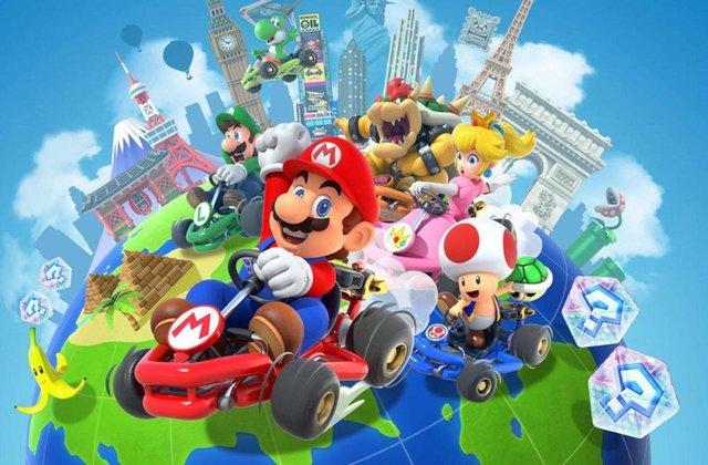 games similar to Mario Kart Tour