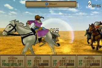 games similar to Wild Arms 3