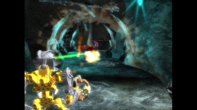 games similar to Bionicle Heroes