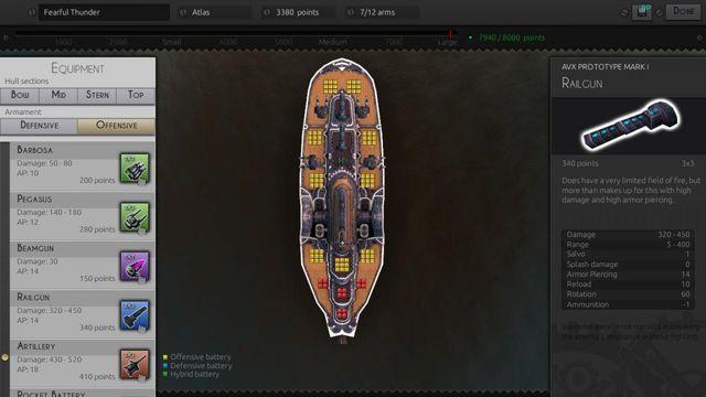 games similar to Leviathan: Warships