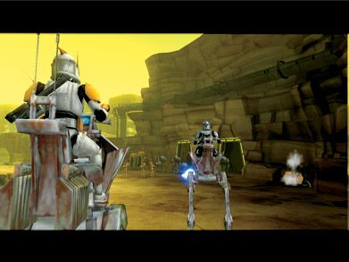 games similar to STAR WARS: The Clone Wars   Republic Heroes
