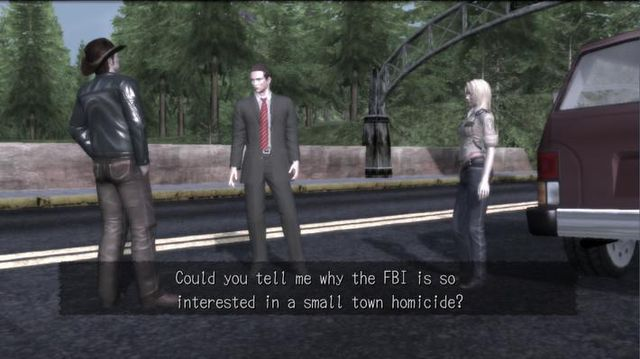 games similar to Deadly Premonition: The Director's Cut