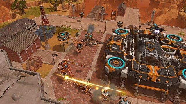 games similar to AirMech
