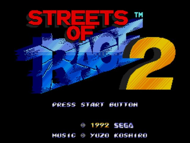 games similar to Streets of Rage 2