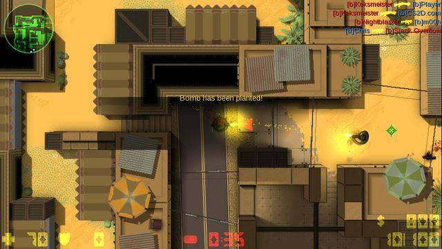 games similar to CS2D
