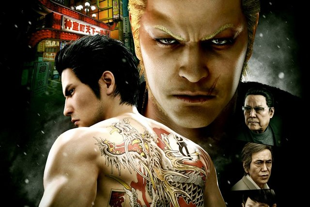 games similar to Yakuza Kiwami 2