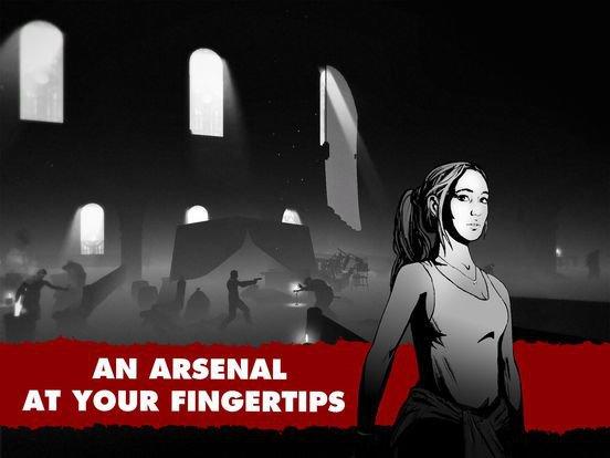 games similar to Fear the Walking Dead: Dead Run–Tactical Runner